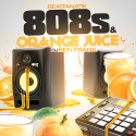 Beatfanatik - 808s & Orange Juice (Instrumentals) mixtape cover art