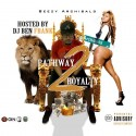 Beezy Archibald - Pathway 2 Royalty mixtape cover art