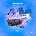 Blue Hunnids mixtape cover art