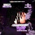 Breezy Metayo - Granddaddy Purp mixtape cover art
