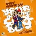 Bros' Grandeur - Year Of The Cool Boy mixtape cover art