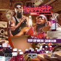 Carlimo Da Don & Freddy Coop Montana - Traptarded mixtape cover art