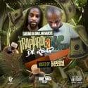 Carlimo Da Don & Mr Marcus - Traptarded 2 (Da Re-Up) mixtape cover art