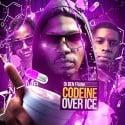 Codeine Over Ice mixtape cover art