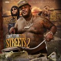 Competition To The Streets 2 mixtape cover art