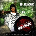 D. Haze - Hunting Season mixtape cover art