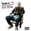 Donye - On My Way 2 mixtape cover art