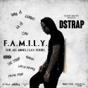 Dstrap - Family mixtape cover art