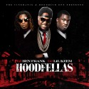 Hoodfellas mixtape cover art