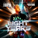 J Harpaa - Light Years mixtape cover art