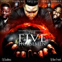 Jack Boiz - The Five Horseman mixtape cover art