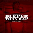 KD Coppafield - Deeper Than Rap mixtape cover art
