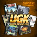 KD Coppafield - UGK mixtape cover art
