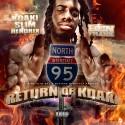 KDaki Slim Hendrix - Return Of KDaki mixtape cover art