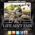 Mr. Carolina Gamecock - Life Ain't Fair mixtape cover art