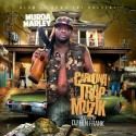 Murda Marley - Carolina Trap Muzik mixtape cover art