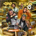 Only For The Plugs 13 mixtape cover art