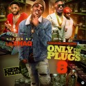 Only For The Plugs 8 mixtape cover art
