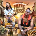 Plat House & Road Runna Rat - Frank & Jesse mixtape cover art