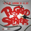 Plugged In The Streets mixtape cover art