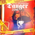 Quabo - Danger Zone mixtape cover art