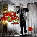 Sha Money - Streets Approved mixtape cover art