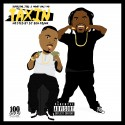Superstar JERZ & Money Only Mo - Taxin mixtape cover art