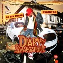Swagtac - Diary Of A Swaggaholic mixtape cover art