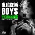 TCrooks - Blickem Boys mixtape cover art