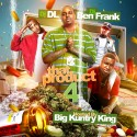 That Product 4 (Hosted By Big Kuntry King) mixtape cover art