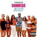 Tommie - Sunrise Blvd mixtape cover art