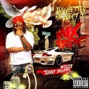 Tonny Drumm - You Better Respect It! mixtape cover art