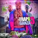 Trapaganza 3 mixtape cover art