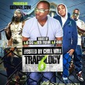 Trapology 6 (Hosted By Chill Will) mixtape cover art