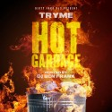 TRYME - Hot Garbage mixtape cover art