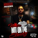 Who's Hot On The Streets mixtape cover art