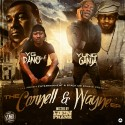 YG Dano & Yung Ganja - The Cornell & Wayne EP mixtape cover art