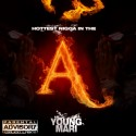 Young Mari - Hottest Nigga In The A mixtape cover art