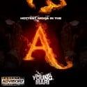 Young Mari - Hottest Nigga In The A mixtape cover art