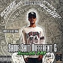 YounGG Zay - Same Shit Different G mixtape cover art