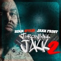 Jakk Frost - Throwbakk Jakk 2 mixtape cover art