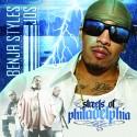Streets Of Philadelphia mixtape cover art