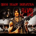 BLVD PJ - One Man Militia mixtape cover art