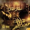 Doe Doe - Out Tha Zoo 3 mixtape cover art