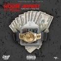 J Rock - House Arrest mixtape cover art