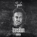 Sprks - Transition mixtape cover art