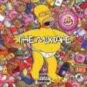 Young Chop & King100James - Fat Gang mixtape cover art