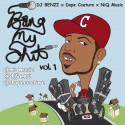 NiQ - Bang My Shit mixtape cover art