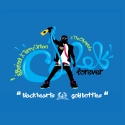 Celeb Forever - Black Hearts & Gold Bottles mixtape cover art