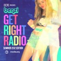 Get Right Radio (Summer 2012 Edition) mixtape cover art